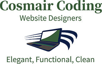 cosmair coding home page